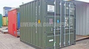 Liverpool 10ft Storage Container Sales