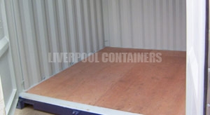Liverpool 10ft Container Sales