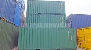 Liverpool 20ft Container Sales