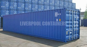 Liverpool 40ft Container Sales