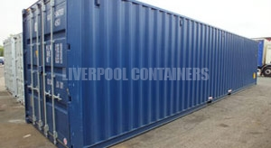 Liverpool 40ft Shipping Container Sales