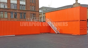 North West England 40ft Container Sales