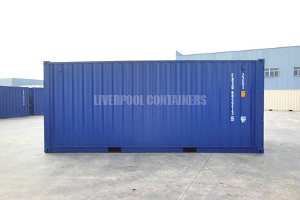20ft Education Centre Storage Wirral