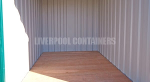 12ft Custom Containers Liverpool