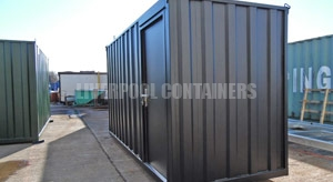12ft Custom Office Containers Liverpool
