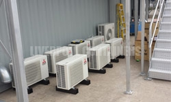 Container Air Conditioning Options Liverpool