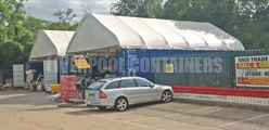 Container Canopies Options Liverpool