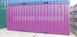 Container Painting Liverpool