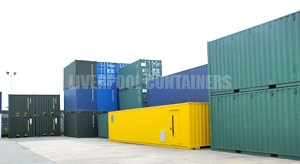 Liverpool Container Sales