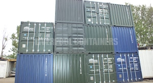 Liverpool Shipping Container Sales