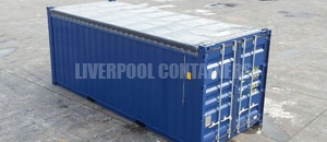 Open Top Specialised Container Liverpool