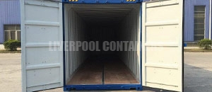 Pallet Wide Container Liverpool
