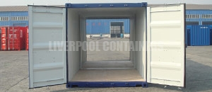 Tunnel Specialised Container Liverpool