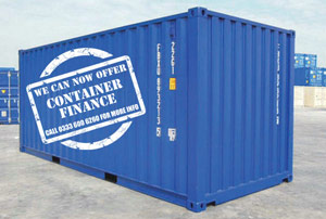 Container Finance Liverpool